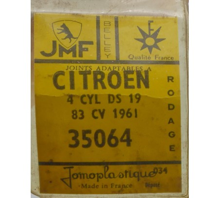 Pochette de joints Citroen DS 19