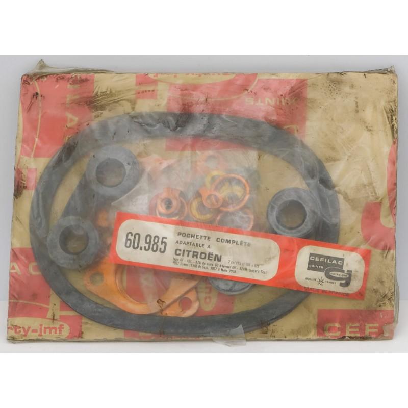 Pochette complète 60985 Citroen