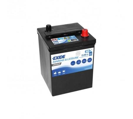 Batterie Exide 6V 80Ah 600A