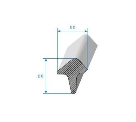 Kit de joints 4 portes pour Simca Aronde Berline