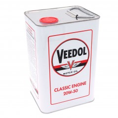 Huile Veedol classic engine 20w-50 5L