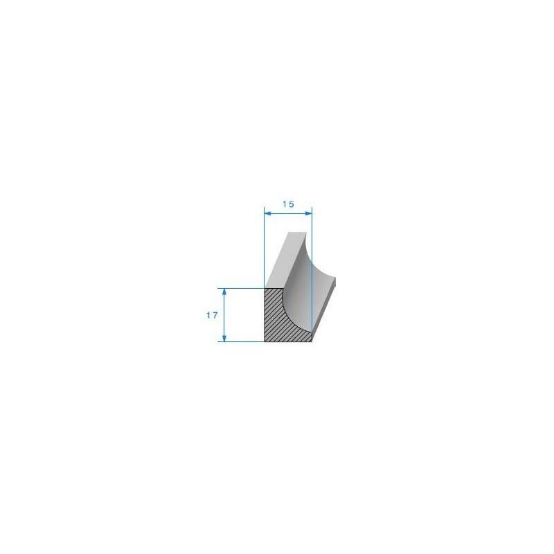 Kit de joint des 4 portes Peugeot 203 berline (colle fournie)