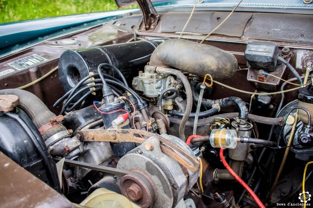 Moteur Peugeot 404
