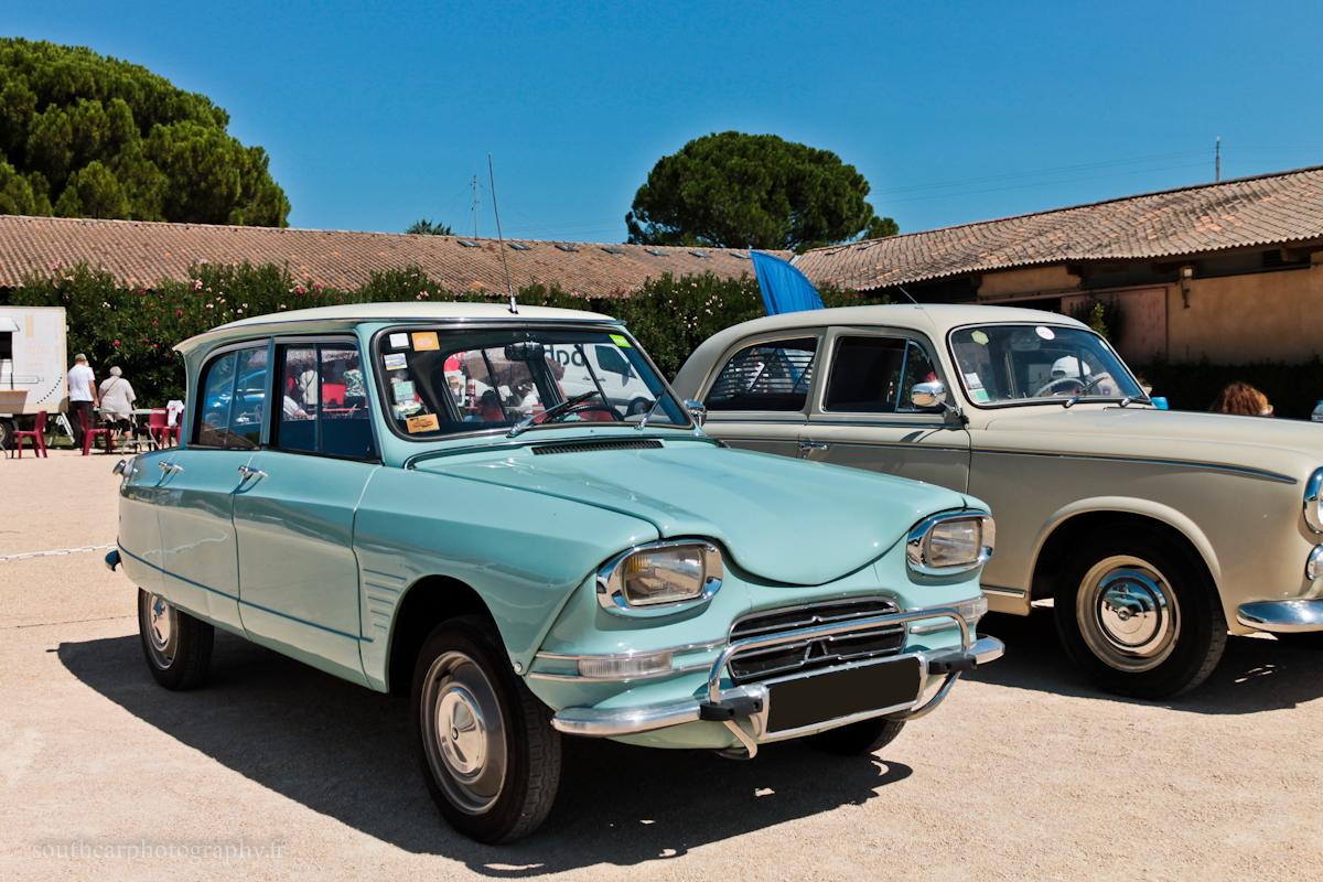 Citroën Ami 6 avant