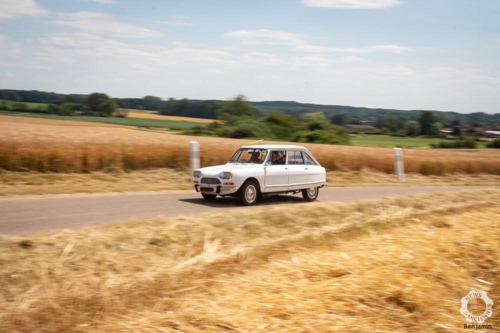Citroën Ami 8 avant