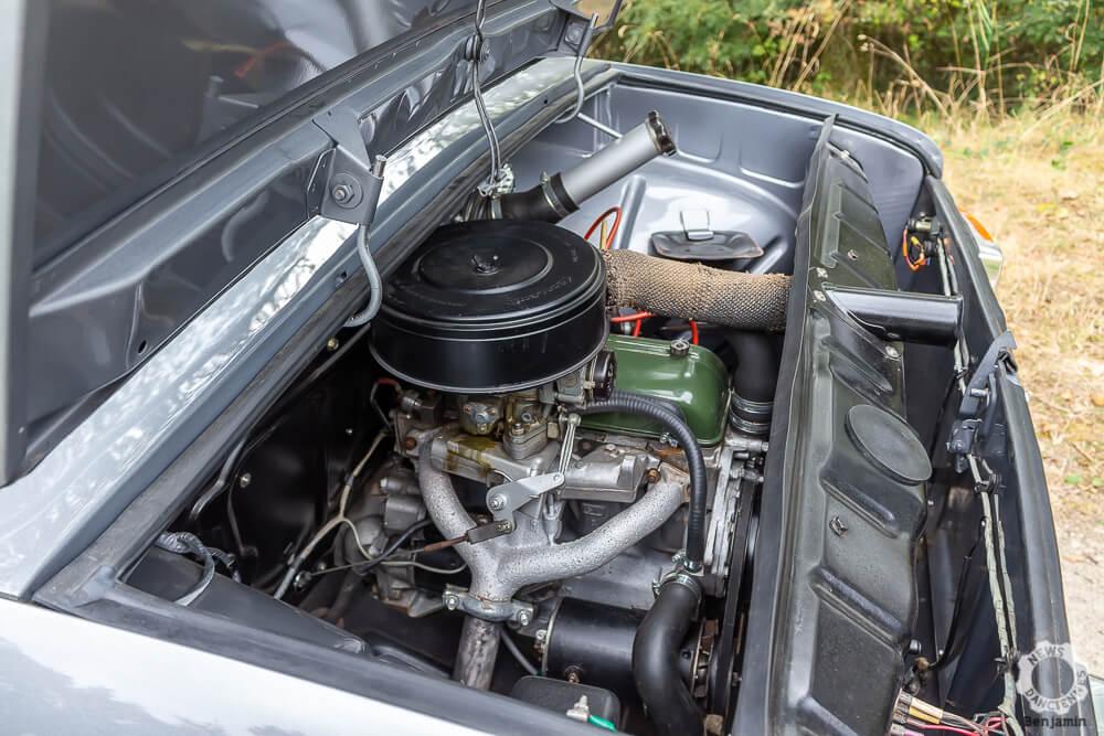 Moteur Renault 8